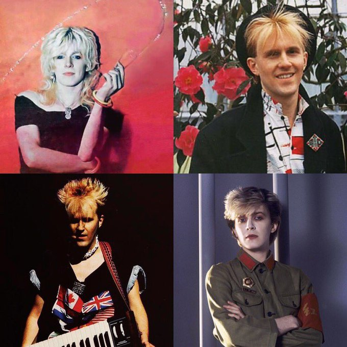 2/23 Howard Jones age 64 David Sylvian age 61  happy Birthday