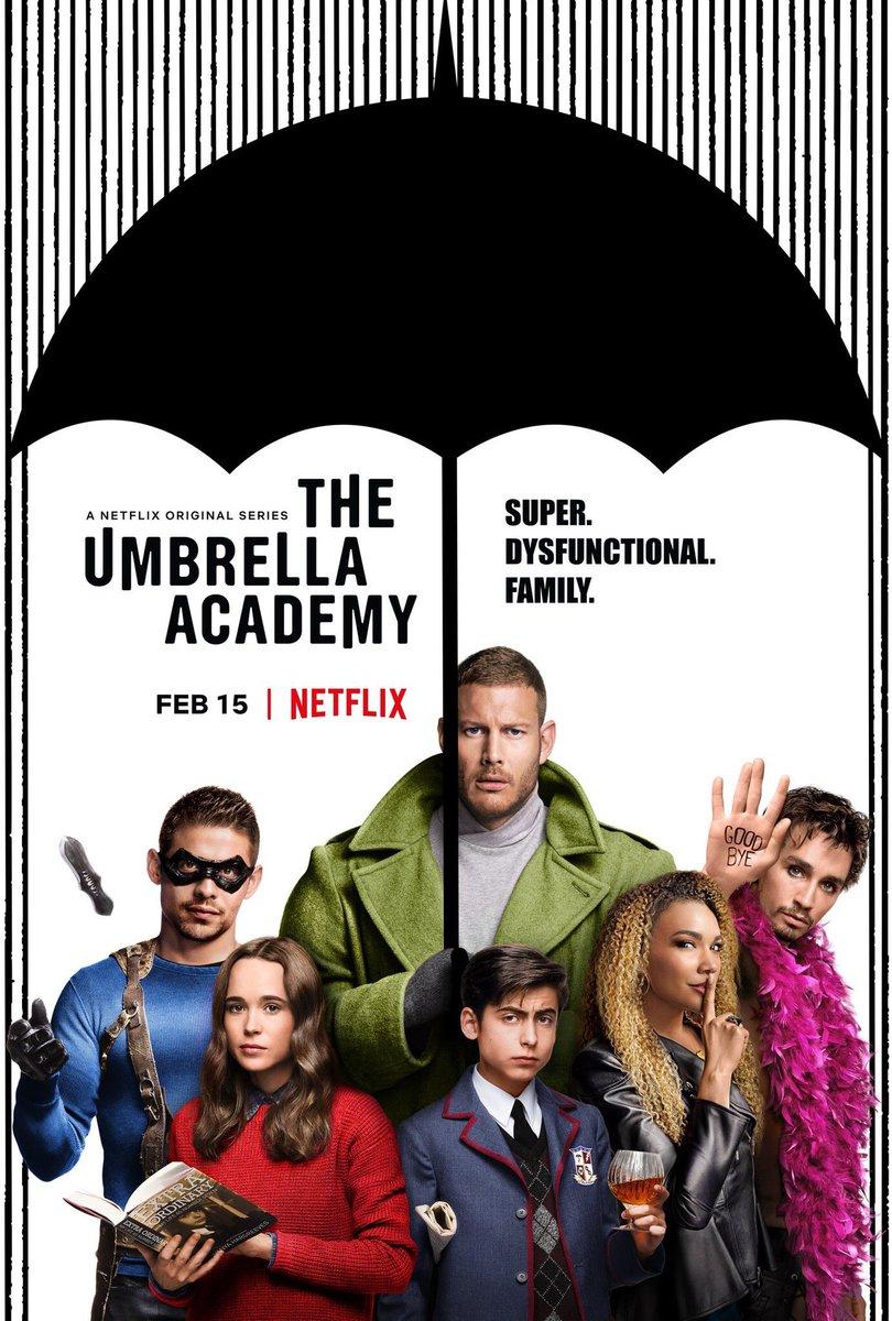 As 10 séries mais populares da semana no TV Time, o maior aplicativo de séries do mundo:  1) The Umbrella Academy 2) One Day at a Time 3) Friends 4) Brooklyn Nine-Nine 5) Grey&#39;s Anatomy 6) Gossip Girl 7) Sex Education 8) Riverdale 9) Boneca Russa 10) How I Met Your Mother <br>http://pic.twitter.com/nOL8ZvXCoB