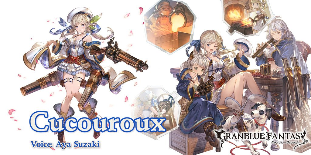Check out my character in #GranblueFantasy! <br>http://pic.twitter.com/VCTqlVB29G