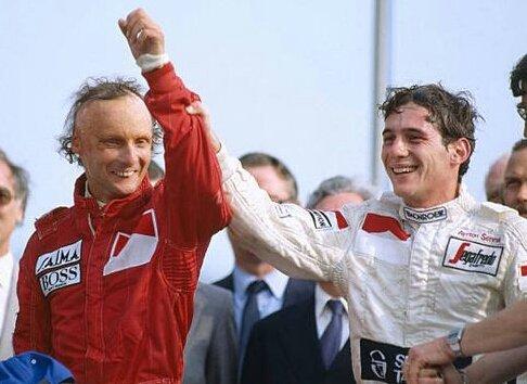 Happy 70th Birthday Niki Lauda!