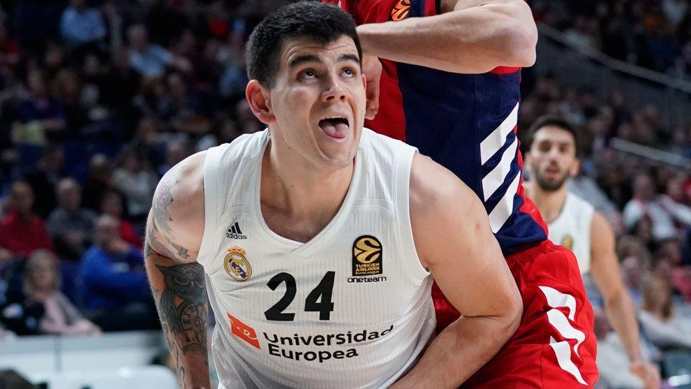 #Baloncesto | Final del @RMBaloncesto 91 - 78 @fcb_basketball #Jornada23 #euroliga