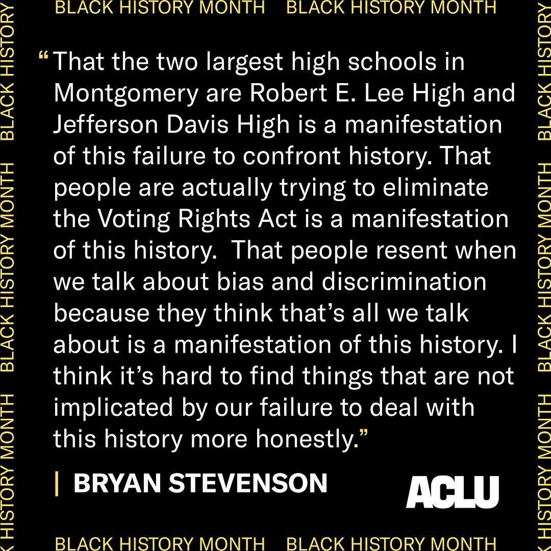 Our fight for a more just and fair America demands the courage to confront the most difficult moments in our history. #BlackHistoryMonth <br>http://pic.twitter.com/089jSjvGvk