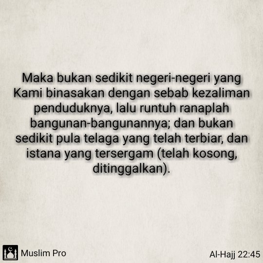 Sharing this verse from the Holy Quran #muslimpro http://get.muslimpro.com