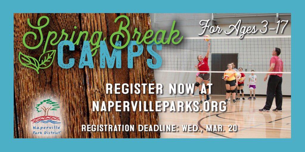 cf3a5e23d74 Naperville Park District ( NaperParks)