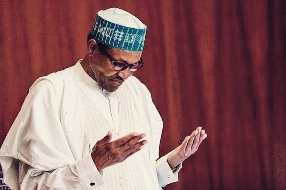 Oh Allah you are the listener of all requests and the last resort to all complaints. Accept and answer our silent prayers, make President Muhammadu Buhari victorious tomorrow, Ameen ya Rabbi!!! <br>http://pic.twitter.com/Pisg8H7vVy