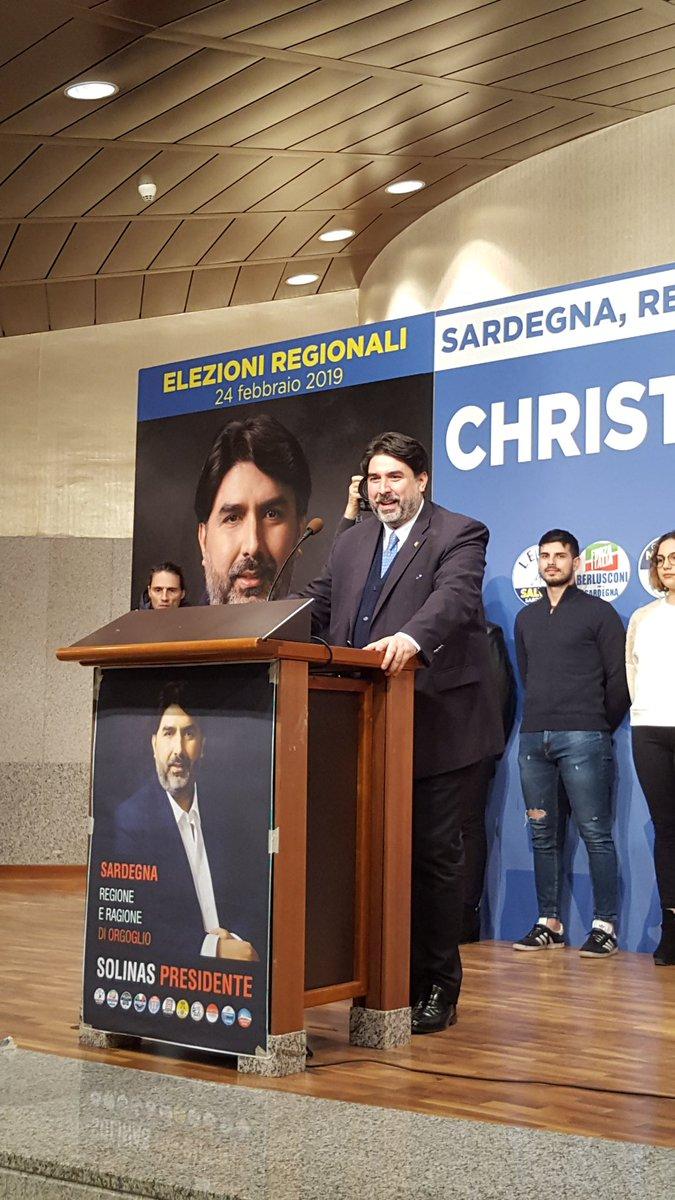 Chiusura campagna elettorale: Il 24 febbraio cambieremo insieme la Sardegna! #fortzaparis #votachristiansolinas