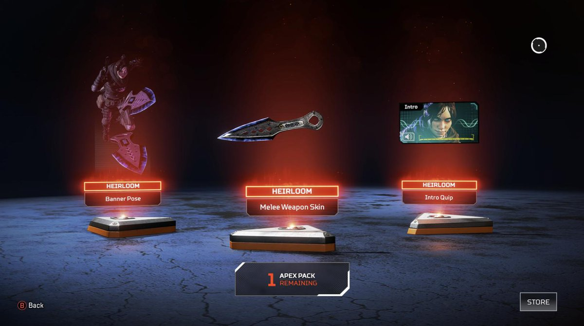 Apex Legends player spent $500 to unlock a rare item, says &quot;it wasn&#39;t worth it&quot;:  http:// bit.ly/2E2Y2sD  &nbsp;  <br>http://pic.twitter.com/m69jwVCrjO