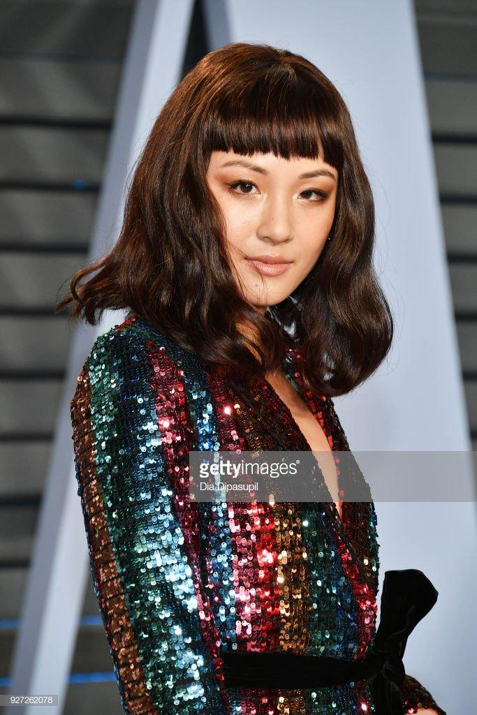 Kind of just want a movie where Constance Wu and Yalitza Aparicio like own a billion-dollar business together? And wear incredible clothes? And dress down all of the men around them? Like, maybe Yalitza says &quot;men ain&#39;t shit&quot; at one point? <br>http://pic.twitter.com/gKP1TSzZLe