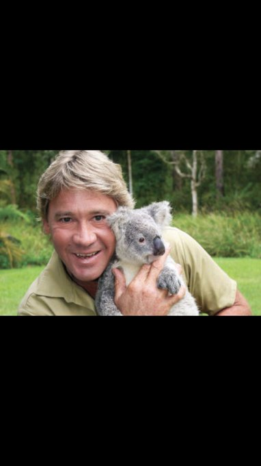 Happy Birthday to the greatest legend of my childhood. Crickey Mate! RIP Steve Irwin, Gone but not forgotten