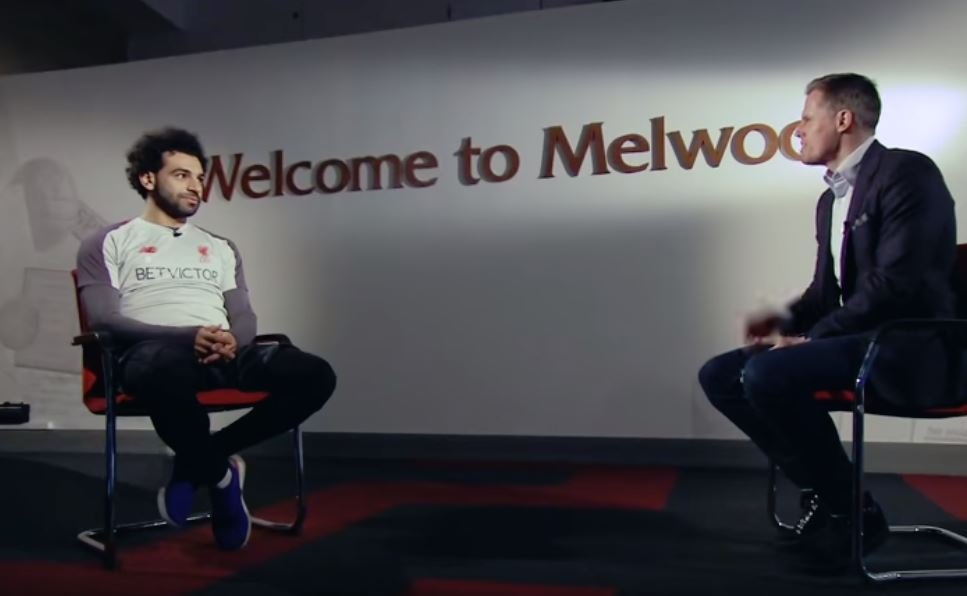 #MoSalah interview with Jamie Carragher | Full interview📽️ | VIDEO http://nilesports.com/2019/02/22/mo-salah-interview-with-jamie-carragher-full-interview-video/…  #Egypt #Cairo #Africa #LFC #EPL