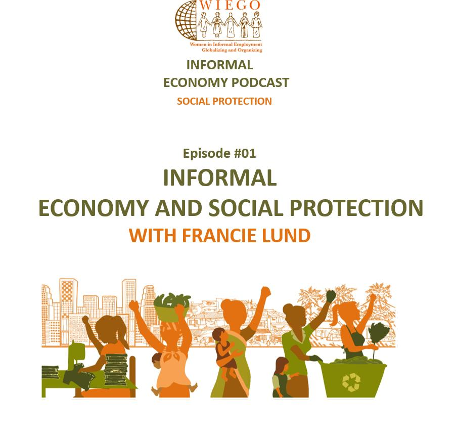 How have countries managed to include #informalworkers in social protection schemes? What about the self-employed?   We sat down with Francie Lund to explore debates on social protection & the #informaleconomy in our NEW PODCAST: http://ow.ly/uMeD30nNE0V