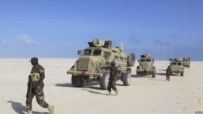 #latest AMISOM troops conduct security operations targeted expulsion at in Mogadishu <br>http://pic.twitter.com/udaKi6iKpL