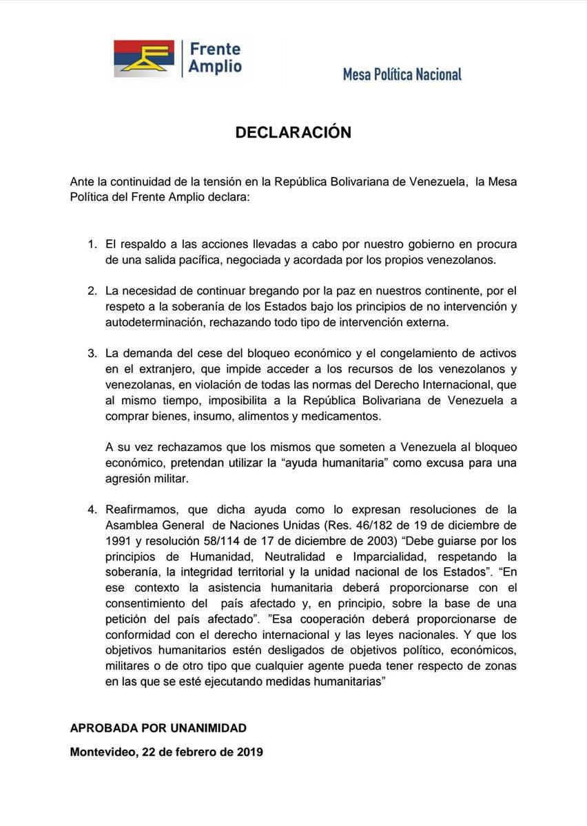 Maduro: Si algo me pasa, ¡retomen el poder y hagan una revolución más radical! - Página 8 D0CLF8FWsAEIbDP