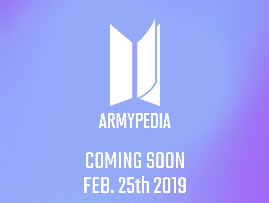 🚨 @BTS_twt has done it again 🚨  Before kicking off their new album, our boys are giving us even MORE ways to connect with them via the #ARMYPEDIA – a database that allows #ARMYs to share special memories between BTS and their fans! 🙌  https://t.co/FaWgAMKZ43