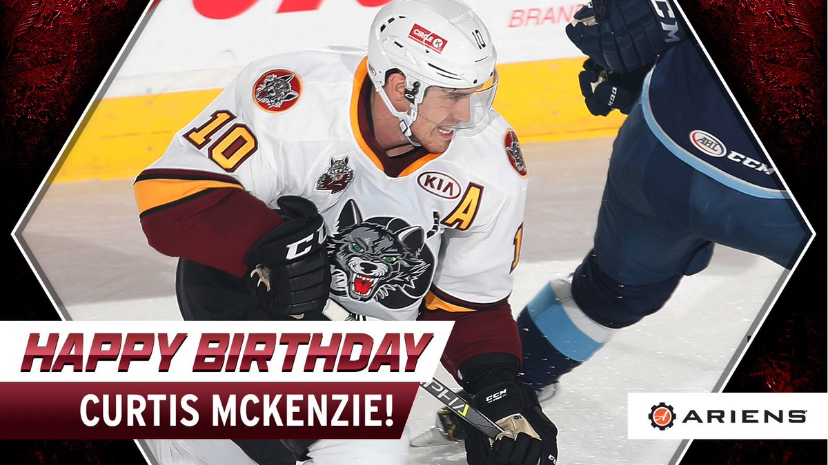 Birthday shoutout to one of our favorite left-wingers, @muckbro16! #Wolves25