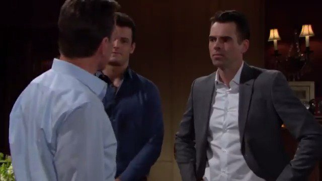 Next week on #YR, Arturo gives Kyle a warning, Mia gets into trouble, the Abbotts vow to take back Jabot, and Nick kicks Phyllis out.