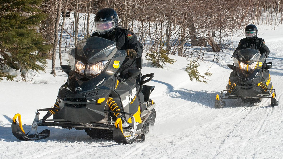 PEI Conservation Officers and the PEI Snowmobile Association want to remind you that penalties for driving while impaired by alcohol or drugs applies to all vehicles, including snowmobiles. Never consume alcohol or drugs before or during snowmobiling.  Ride safe!