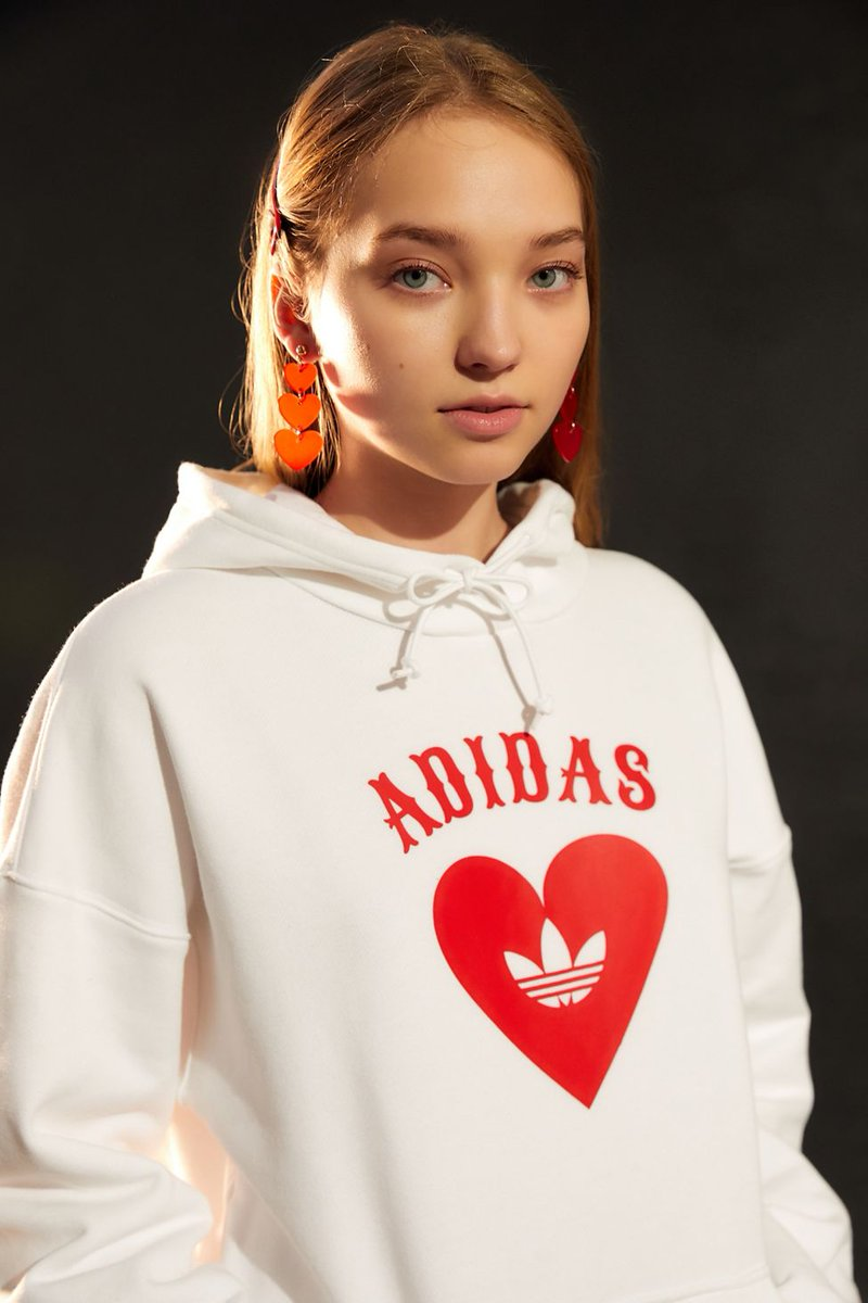 adidas hoodie urban outfitters