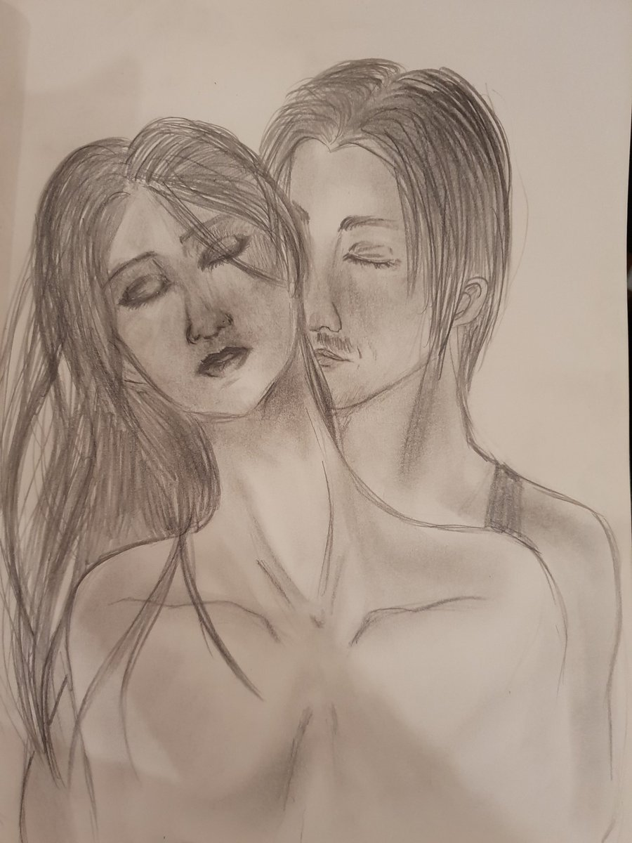 Desire  https://www.instagram.com/p/BtZBeU5g5WY/?utm_source=ig_share_sheet&igshid=1jkn7kfjg3gps …  #desire #drawings #drawing #paperart #love #couple #twolovers #man #woman #sketch #sketchbook #pecilart #pencildrawing #sketching  #instagood #art #doodles #doodling #instaart #dailyart #passion #blackandwhite