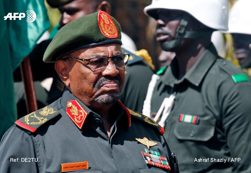 #BREAKING Sudan's President Omar al-Bashir declares a year-long state of emergency after anti-government protests