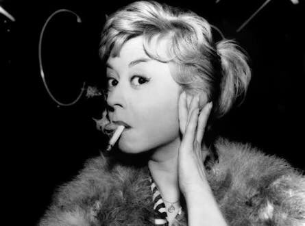 Giulietta Masina, an actress whose extraordinarily expressive face could make you laugh and then break your heart, was born on this day in 1921. Here she is as Cabiria in Fellini's NIGHTS OF CABIRIA, giving one of cinema's all-time greatest performances. 💗