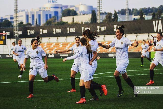 ⚽️🦇 Si tienes un gran equipo, el éxito es cuestión de tiempo. ➡️ Mañana 11:30 @vcf_femenino - @athletic_fem • • • #AmazonasVCFF #AmuntVCFfem #ValenciaCF #ValenciaFemenino #Futfem #LigaIberdrola #ValenciaCFfemenino #AmuntSempre #YoCreoEnEsteEquipo #Ma… https://ift.tt/2SV2lAv