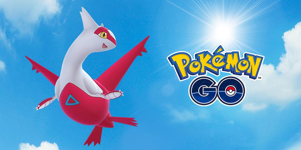 Good news, Trainers! Latias will be staying in Raid Battles a little longer! Challenge this Legendary Pokémon until March 1!<br>http://pic.twitter.com/nw8EndJUYA