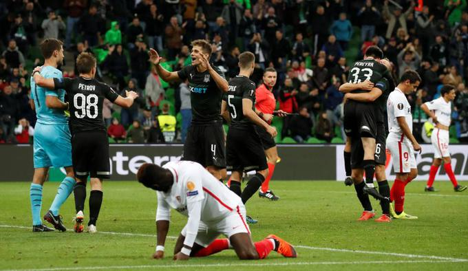🔎 Así es el Krasnodar, rival con el que el #ValenciaCF ha quedado emparejado en los octavos de final de la #EuropaLeague 👉 http://dsmrq.es/vcf175597