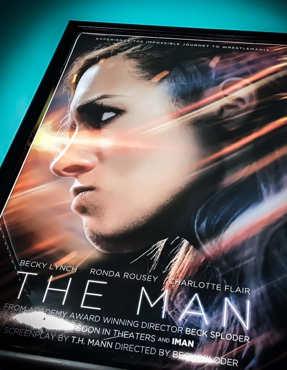 I turned this into a giant poster and it looks incredible  #TheMan @BeckyLynchWWE<br>http://pic.twitter.com/7d3DOMc8tZ