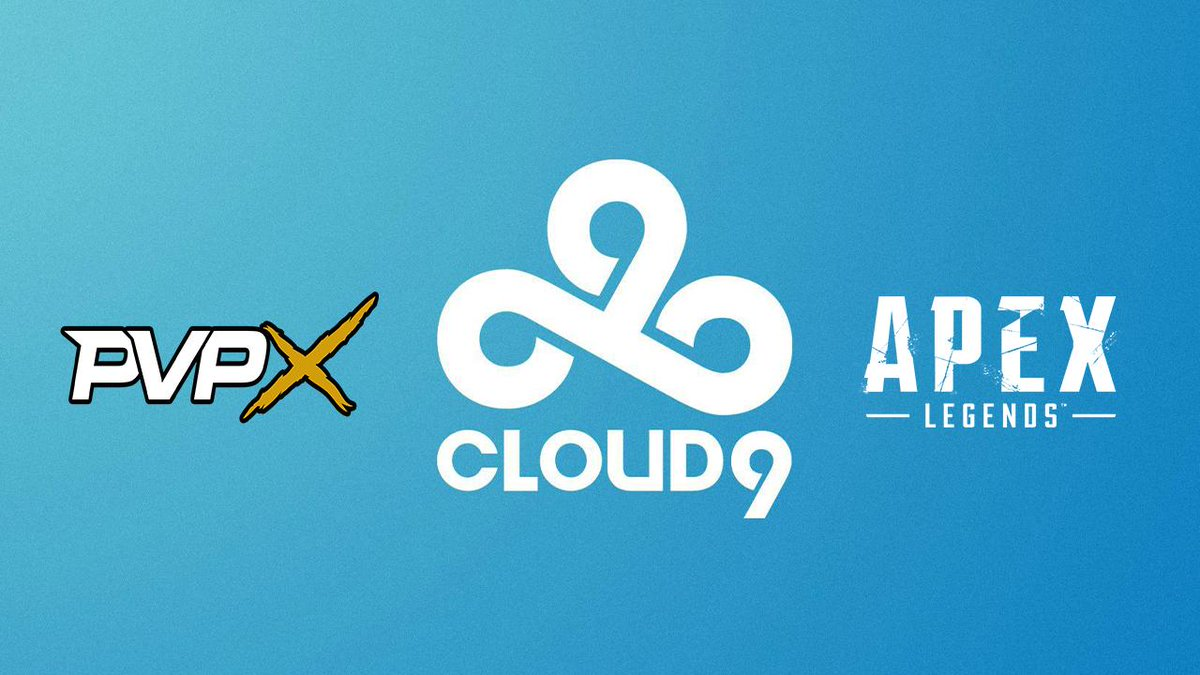 PROUD TO ANNOUNCEMENT I HAVE JOINED @Cloud9 as a Professional Player &amp; Content Creator for Apex <br>http://pic.twitter.com/AOXD4CuGWE