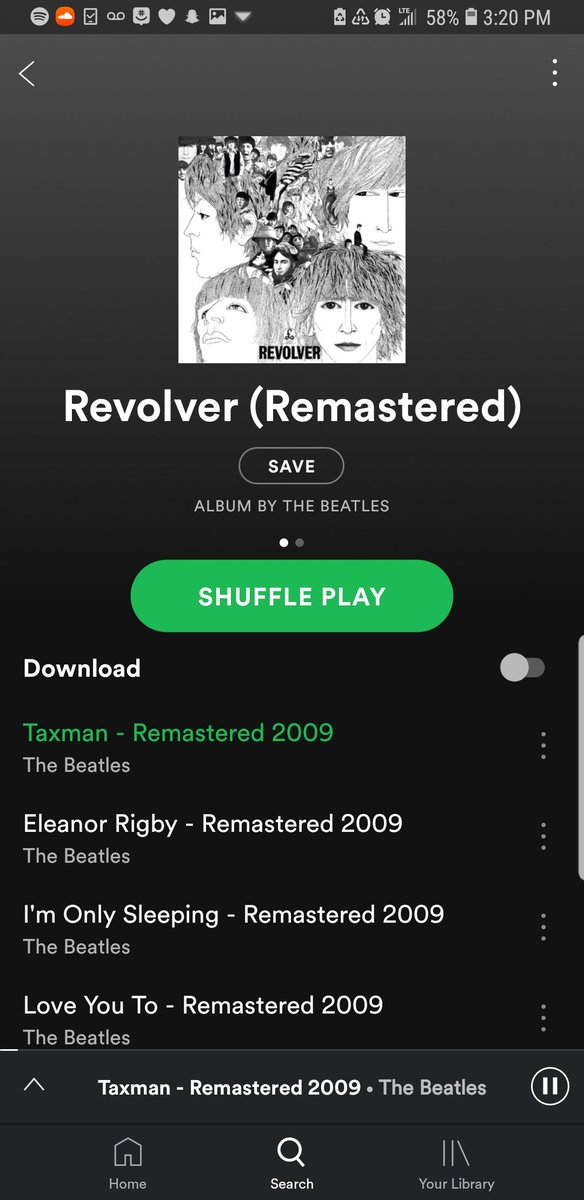 Love listening to one of the best Beatles albums<br>http://pic.twitter.com/tb3rvsOh6h