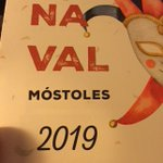 Image for the Tweet beginning: Carnaval 2019 #Mostoles #coimbra #carnaval2019