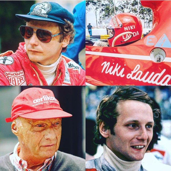 Happy 70th Birthday to Niki Lauda