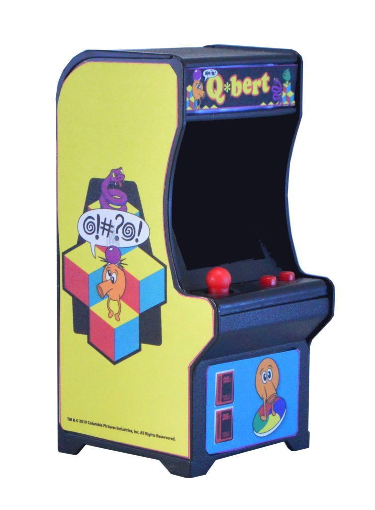 Toy WB Tiny Arcade Tetris
