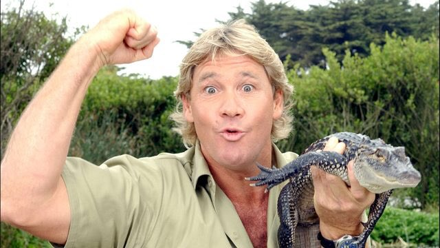 Happy Birthday to the legend, Steve Irwin. Loved watching The Crocodile Hunter as a kid. RIP