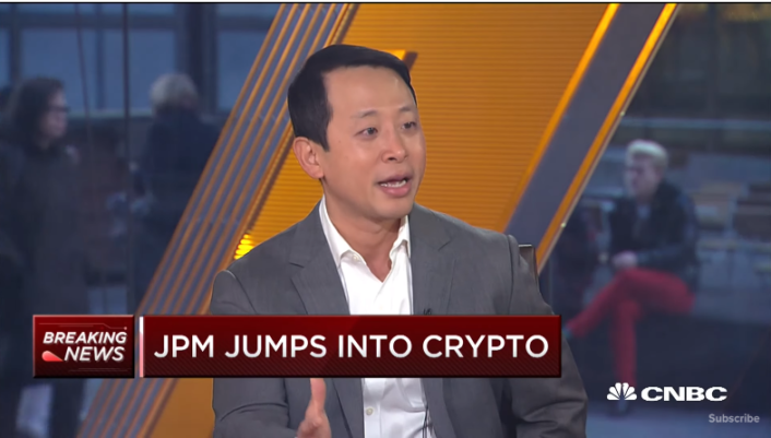 How JP Morgan's #Cryptocurrency Is Different From #Bitcoin, via @Hugh_Son + @CNBC - https://t.co/DDMMMLDkSc
