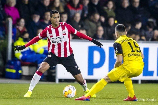 PSV's photo on Roda JC