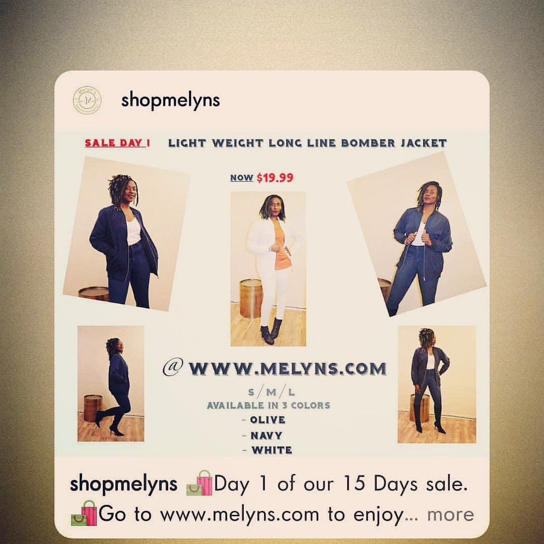 #fashionfriday   Check out http://melyns.com 15 - Day #sale | Don't #miss out  · Styled by @bibi_collection   #blackwomanownedbusiness #onlineshoppin #shoppingonline #womenswear #fashiongrammer #fashionist #fashionistastyle #fashion #womensclothingstore #ootdfashpic.twitter.com/QdQfNtrd9P