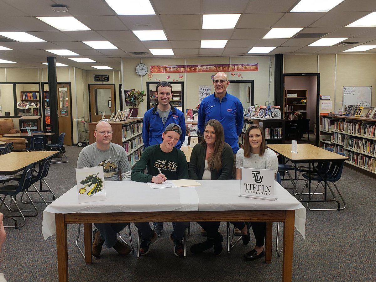 Congratulations Keegan Grames signed to run cross country at Tiffin University <br>http://pic.twitter.com/R98M2WYKpI