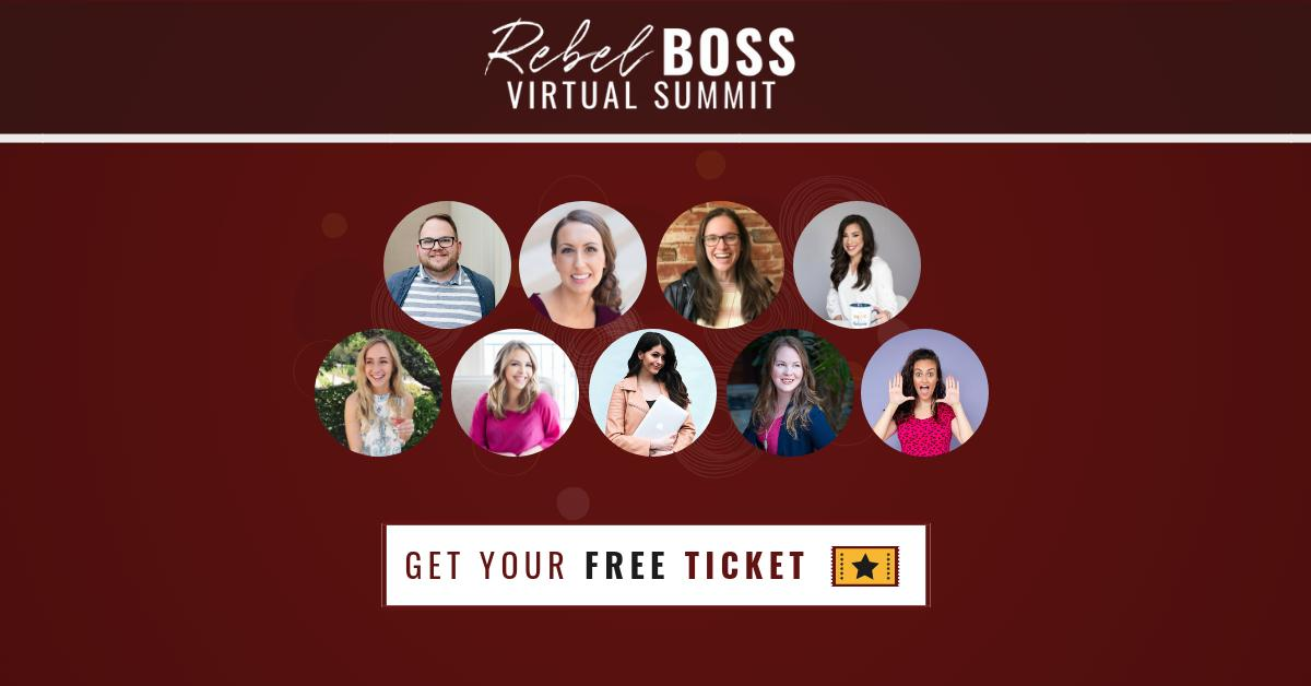 The #RebelBoss Summit kicks off on Feb. 26th! I'll be there, alongside dozens of other speakers, to share our knowledge to help you create and launch your digital product this year! Get your All Access pass for this incredible 3 day summit! https://t.co/nklA7Uk3fd #affiliate https://t.co/sBQ9qjGCN2