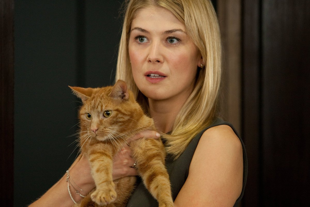 Rosamund Pike in Johnny English Reborn (2011) <br>http://pic.twitter.com/DTGlZAIn9S