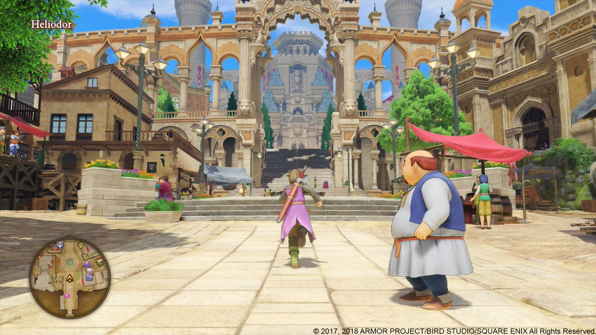 Look  I don't need the next Pokemon to actually be fucking...Breath of Wild  But can we at least get like a polished JRPG look, say Dragon Quest 11?