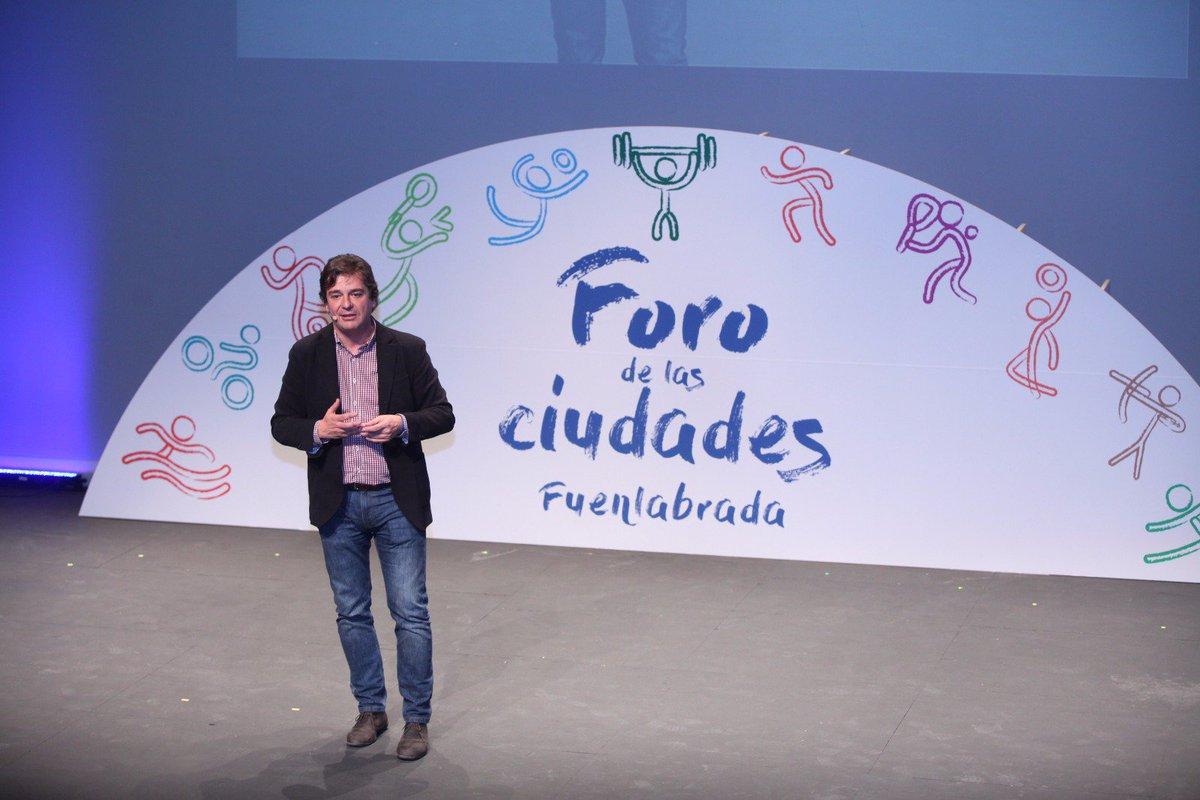 Leyendo al alcalde de #Fuenlabrada  #Ahoratupais