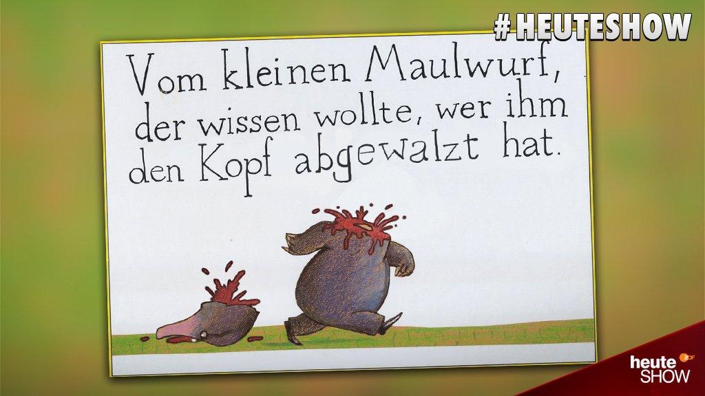 Zdf Heute Show On Twitter Pro Tag Werden 12 Hektar Flache