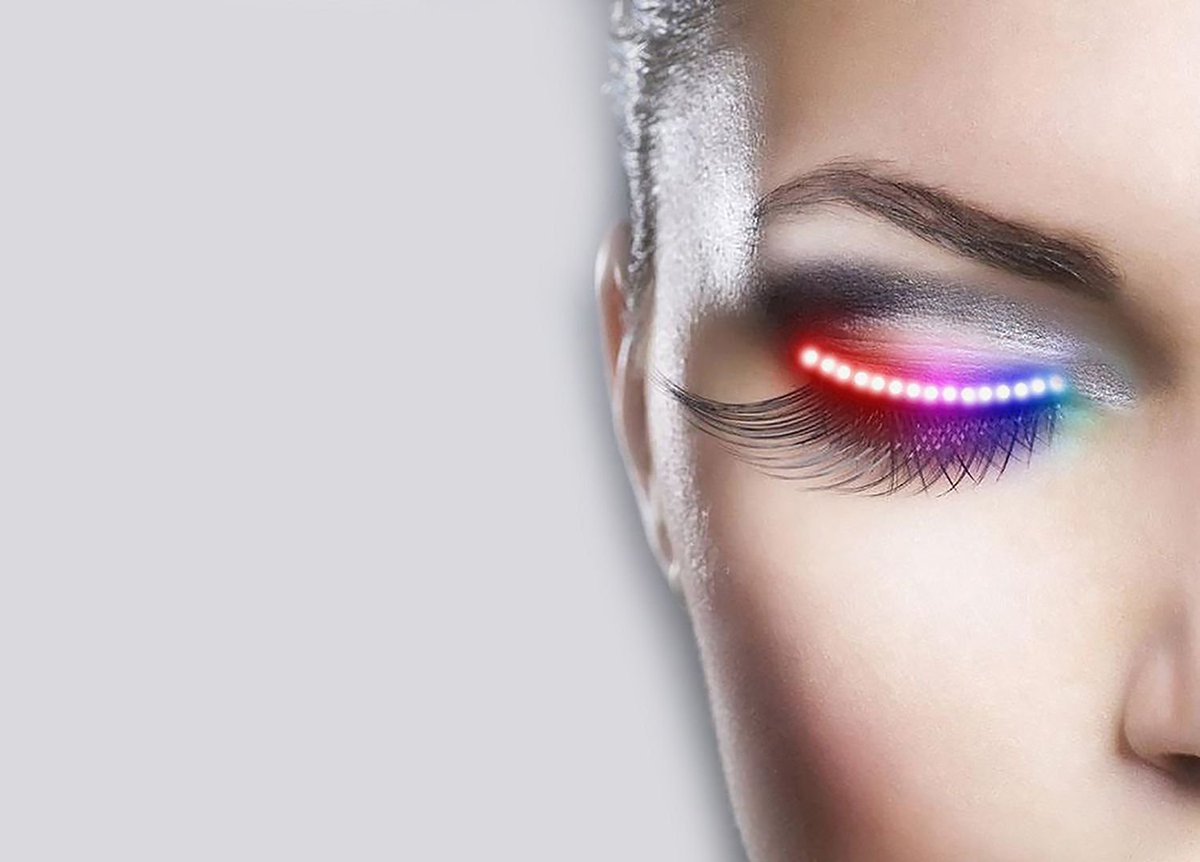 LED eyelashes that change color add a fun twist to special events! Sign us up!  https:// buff.ly/2GMyLWS  &nbsp;   #eventprofs #wecreatejoy #meetingplanners #meetingprofs #eyewear<br>http://pic.twitter.com/kHpLgEboAX