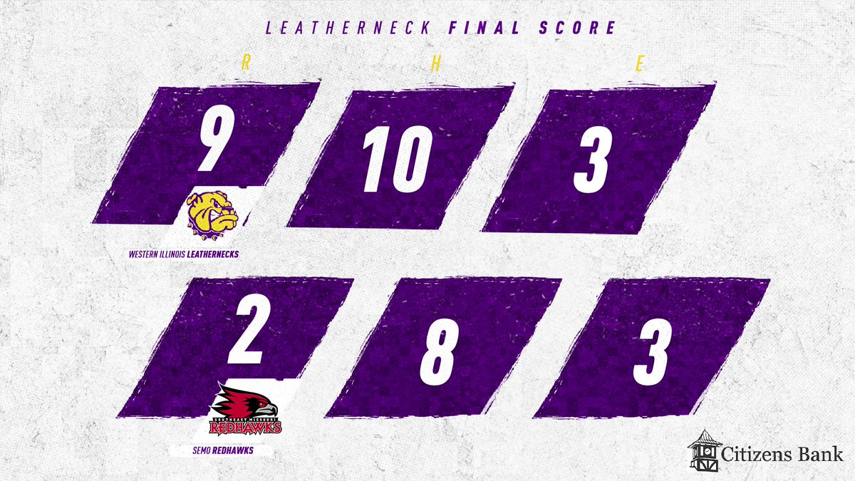 LEATHERNECKS WIN LEATHERNECKS WIN LEATHERNECKS WIN  Drue Galassi - 3-for-4, 2 HRs Javin Drake - W, 5.0 IP, 7 K, 1 R Jace Warkentien - 4.0 IP, 2 K   #TRADITIONofTOUGH<br>http://pic.twitter.com/RO5JEyrr3p