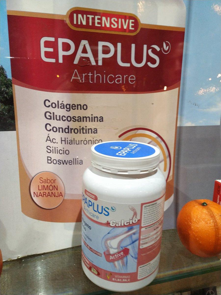 Glucosamina condroitina para corredores