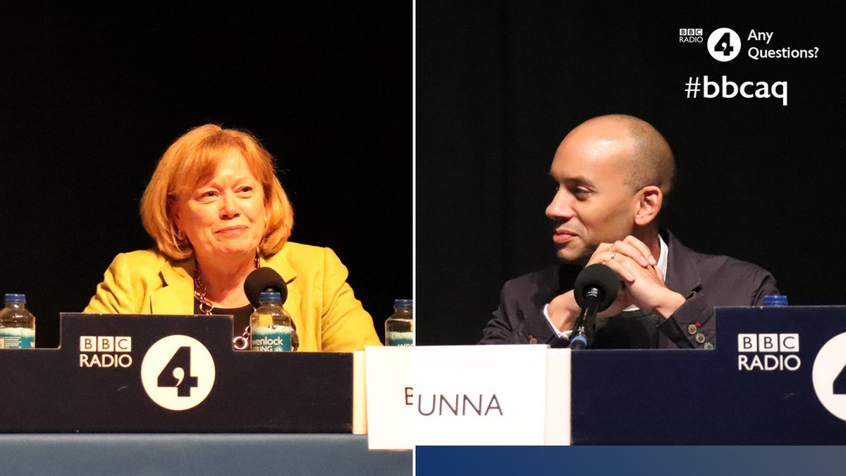 .@ChukaUmunna 'I simply cannot go out and argue that Jeremy Corbyn and the team around him should be put in charge of the national security of this country.'  @LadyBasildon 'I'd be much happier seeing Jeremy Corbyn Prime Minister than Theresa May.'   #bbcaq