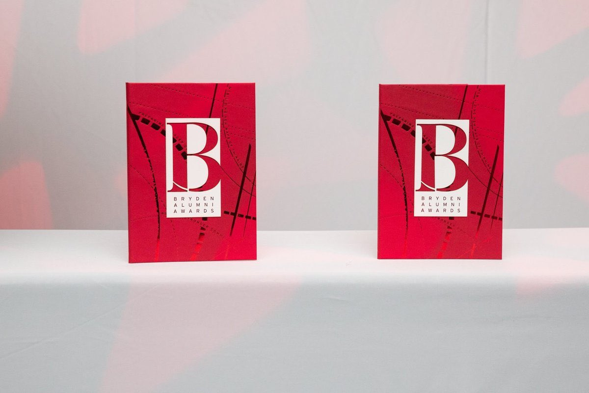 """#YorkU's """"Tentanda Via"""" award is given to an individual who demonstrates innovative, daring leadership, reflecting the University's motto – """"The Way Must Be Tried."""" Less than a week is left to nominate #YorkU alumni for the 2019 Bryden Alumni Awards: http://goo.gl/eGYxRu"""