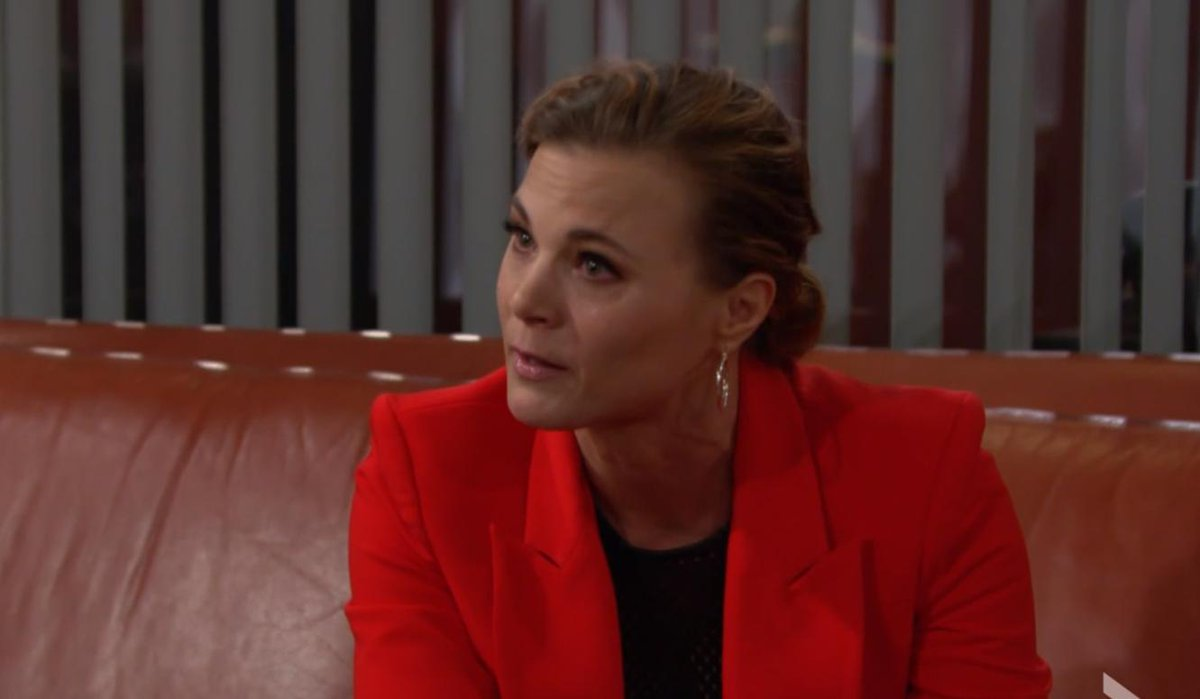 When does Phyllis' writing finally turn around? When does the new writing start? It's been back to back crap. She never should've been in this story in the first place. It's been a year of sewage waste. On another note, Gina was INCREDIBLE today! #allthefeels #YR #TeamPhyllis